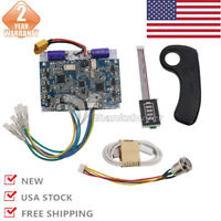 Dual Motors Electric Longboard Skateboard Controller + Remote ESC Substitute US
