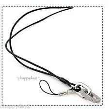 ..signed Swarovski~ CIRCE~ pave crystal~ Lanyard necklace~ Cell Phone ~New ~$145