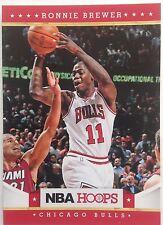 Ronnie Brewer Guard Chicago Bulls #80 Panini Original 9 2011-2012 Single