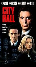 City Hall VHS Tape 1996 Al Pacino