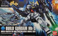 Gundam HG Build Fighters 004 Gundam Mk-II Sei Iori Custom Made Mobile Suit 1/144