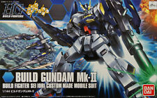 Gundam HG Build Fighters 004 Gundam Mk-II Sei Iori Custom Made Mobile Suit 1/144