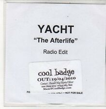 (DC598) Yacht, The Afterlife - 2010 DJ CD