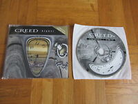 CREED Higher 2001 EUROPEAN collectors CD single