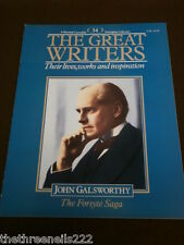 THE GREAT WRITERS #34 JOHN GALSWORTHY