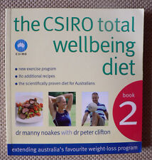 The CSIRO Total Wellbeing Diet Book 2: Peter Clifton, Dr Manny Noakes 2006