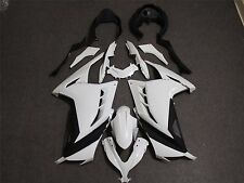 Unpainted ABS Injection Bodywork Fairing Kit for KAWASAKI NINJA300 2013-2015 RAW