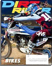 Dirt Rider - 2013, December - Factory Bikes Revealed, Red Bull Romaniacs!