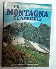 62795 La montagna e l'ambiente - DeAgostini 1978 (I ediz)