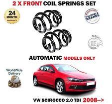 for VW SCIROCCO AUTOMATICA MODELLI TDI TSI DCC 2008- > 2 x ANTERIORE SERPENTINA