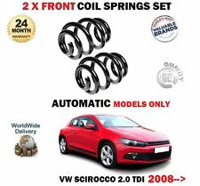 para VW SCIROCCO AUTOMÁTICO MODELOS TDI TSI DCC 2008- > 2x DELANTERO BOBINA