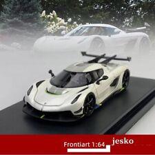 Preorder Avanstyle 1:64 Koenigsegg Jesko Frontiart Diecast model car