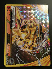 Carte Pokemon STRASSIE TURBO 51/124 Holo TURBO Ultra Rare XY10 Française NEUF