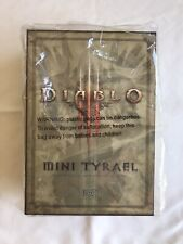 Diablo 3 III Mini Tyrael Statue Blizzcon 2011 Blizzard Collectible Figure (NIB)