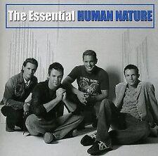 HUMAN NATURE (2 CD) THE ESSENTIAL ~ JOHN FARNHAM~SMOKEY ROBINSON  ~ HITS *NEW*
