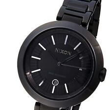 Nixon Stainless Steel Band Women's Polished Wristwatches