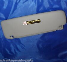 2003-2006 VW Touareg, Sun Visor Right, Grey