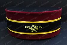 DISNEY Parks HOLLYWOOD HOTEL Tower of Terror BELLHOP HAT Bellman Cap ADULT NWT