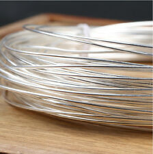 SILVER PLATED COPPER Wire 0.4 mm x 20 m