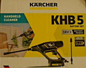 Kärcher KHB 5 Battery Set Druckreiniger (1.328-100.0)