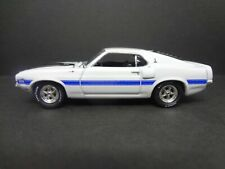 Johnny Lightning 1970 Shelby Gt-500 * - Loose New Mint 1:64