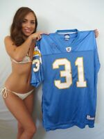 Antonio Cromartie signed autographed Chargers Reebok 2006 rookie stitched jersey