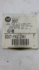 ALLEN BRADLEY 800T-FXQ12RA1