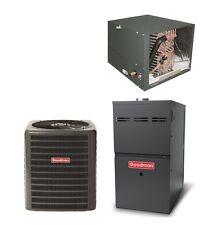 goodman 80 000 btu furnace. goodman 4 ton gas furnace 14 seer split system ac 80% afue up-flow 80 000 btu