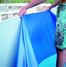 Liner azzurro per piscina fuori terra ovale 915x470x132 spessore 40/100