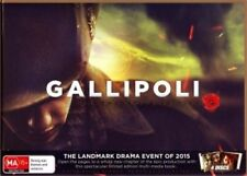 GALLIPOLI: Commemorative Edition 100 Years In The Making DVD + BOOK BRAND NEW R4