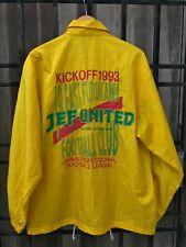 Vintage J League Jef United Kick Off 1993 Staff jacket