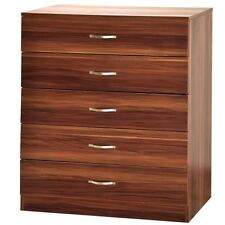 More than 200cm Bedroom Contemporary 5 Chests of Drawers