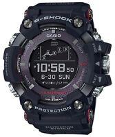 Casio G-Shock Professional Rangeman Bluetooth GPS SS & Resin Watch - GPR-B1000-1
