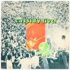 David Cassidy , Cassidy Live !  Vinyl Record *USED*