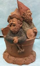 """Tom Clark Gnome Cairn Collection """"Butch, Wick & Biscuit""""-1984-kh"""