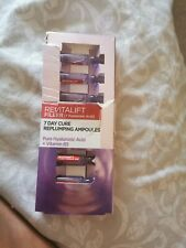 LOREAL REVITALIFT FILLER - 7 DAY CURE REPLUMPING AMPOULES 7 x 1.3ml