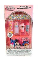LOL Surprise Dolls Beauty Gift Set Bundle Lip Gloss Nail Polish DIVA ROCKER