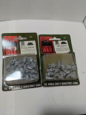 New listing Battlefront Flames of War British Mortar and Mg Platoon 15mm
