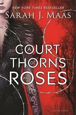 A Court of Thorns and Roses by Sarah J. Maas - HARDCOVER - BRAND NEW!