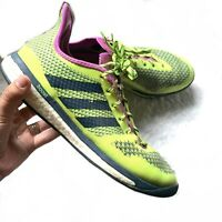 Adidas football Primeknit 2.0 Boost Indoor AF6254 RARE Limited Edition Lime 10