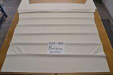 1957 57 1958 58 FORD FAIRLANE & 500 2 & 4 DOOR HARDTOP OFF WHITE HEADLINER USA