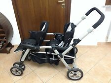 Passeggino Gemellare JANE JANè TWIN TWO Matrix Power Coppia Carrozzina