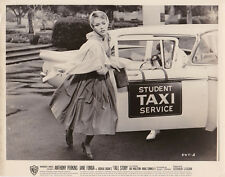 Jane Fonda Tall Story Joshua Logan Original Vintage 1960