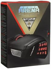 Turtle Beach Grip Arena 12 Side Button MMO MOBA Gaming Mouse for PC - Black