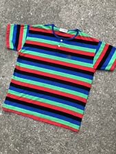 70f42af11e9 VTG Gucci Multi Color Block T Shirt Supreme