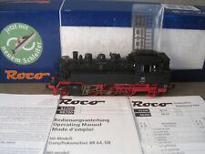Roco AC H0 68200BR 64 digital ESU Sound LS 3.5  + Krois Kupplung OVP