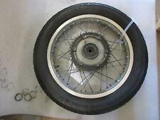 Yamaha SR 500 48T Felge hinten Hinterrad 1,85 x 18 Zoll Wheel Speichenfelge