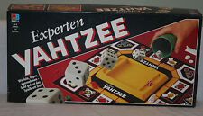 1992 MB GAMES CHALLENGE YAHTZEE DICE BASED BOARD GAME 100% COMPLETE (GERMAN)