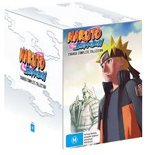 Naruto Shippuden Chakra | Complete Collection - DVD Region 4