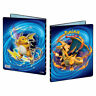 Pokemon TCG 9 Pocket Portfolio XY Evolutions Charizard. 90-180 cards. Ultra Pro